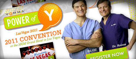Vemma Convention Launch Email Campaign