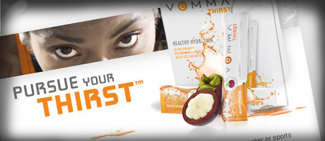 Vemma Thirst Product Launch Email Campaign